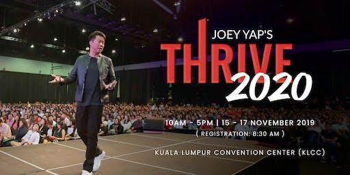Joey Yap's Thrive 2020 (Kuala Lumpur)