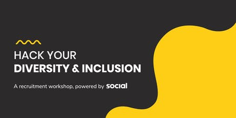 Hack Your Diversity & Inclusion tickets
