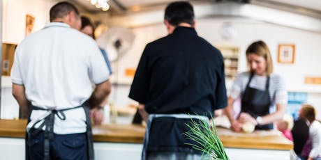 Seafood Cookery Course tickets