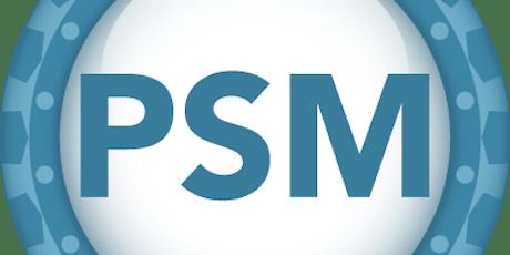 Professional Scrum Master Bristol October 2019 tickets