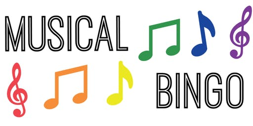P@W Presents MUSICAL BINGO!!