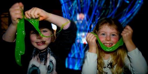 Science Week Slime Labs @ EPIC The Irish Emigration Museum