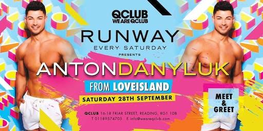 Runway Presents Love Island's Anton - Meet & Greet!