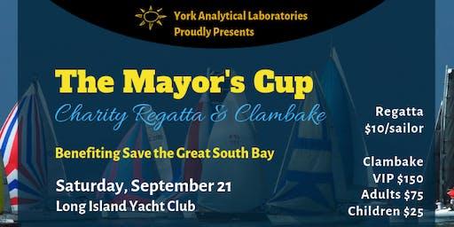 The Mayor's Cup Charity Regatta