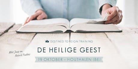 Training- en praktijkdag, De Heilige Geest (BE) tickets