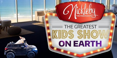 Nickleby The Magician - Sunshine Coast Show tickets