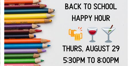 Back to School Happy Hour tickets