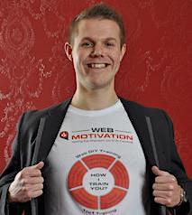 Alex Ramsden - Web Motivation logo