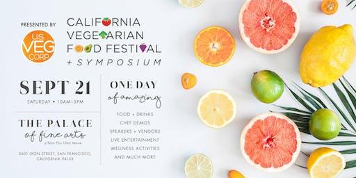 California Vegetarian Food Festival + Symposium