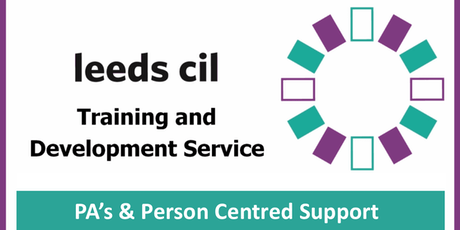 PA Role in Person Centred Support tickets