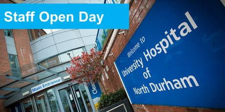 CDDFT Open Day (Staff Only) tickets