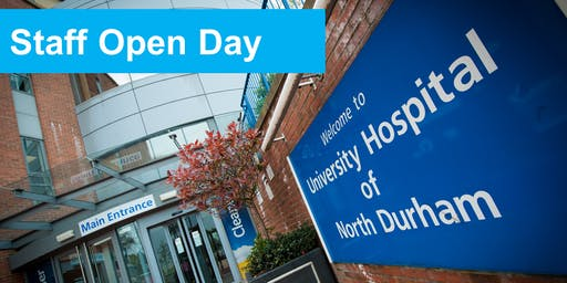 CDDFT Open Day (Staff Only)