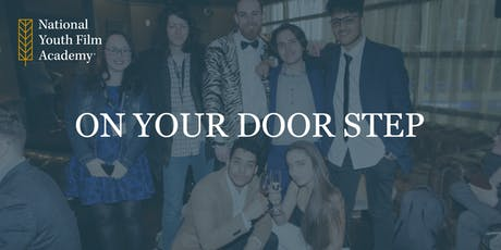 ON YOUR DOORSTEP - GLASGOW: Film Industry Networking tickets