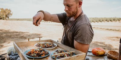 Open Fire Dinner with Chef Kevin O'Connor