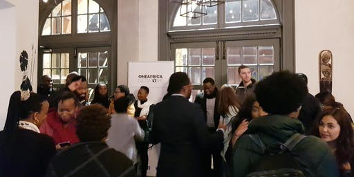 One Africa Entrepreneurs and Professionals Networking - Black History Month
