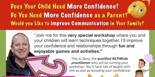 NLP4Kids Family Confidence Workshop