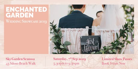 Enchanted Garden Wedding Showcase 2019 tickets