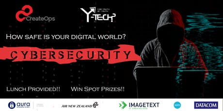 YTech? Cybersecurity: How Safe Is Your Digital World? (Auckland) tickets