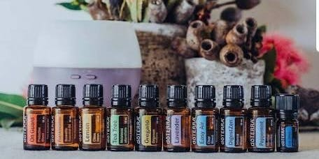 Plant Magic - an intro to Essential Oils