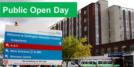 CDDFT Open Days (Public): meet our teams & share your views tickets