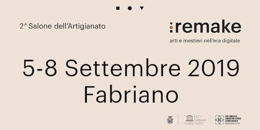 Remake 2019: workshop cinema e arte con Marco Galli ed ElectricPeo