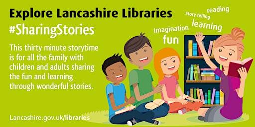 Sharing Stories (Great Harwood) #SharingStories