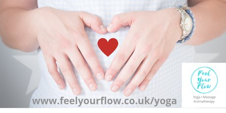 Pregnancy Yoga and Aromatherapy workshop tickets