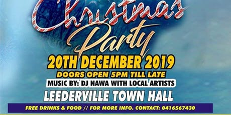 Chritmas Party tickets