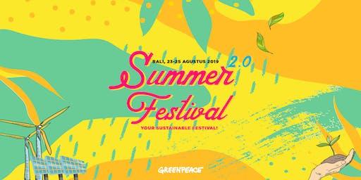 SUMMER FESTIVAL 2.0