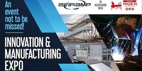 Innovation & Manufacturing Expo - Aviramp tickets