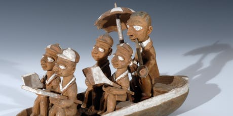 Representations of Colonial era 'Self' and 'Other' in the Danford Collection of West African Art and Artefacts tickets