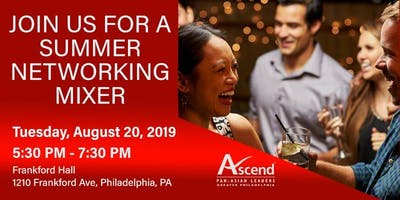 Join us for a  Summer Networking Mixer