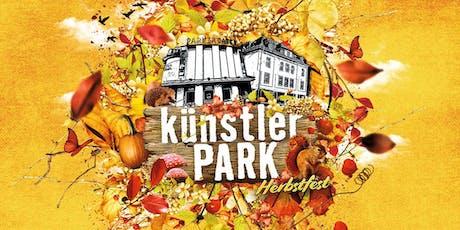 KünstlerPARK Herbstfest Tickets
