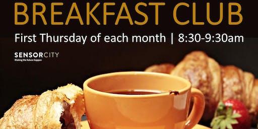 Breakfast Club - October