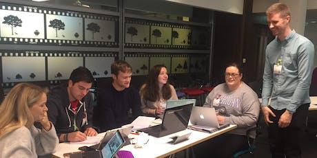 Teacher Workshop: Digital Media Literacy & the Bridge21 Model  tickets