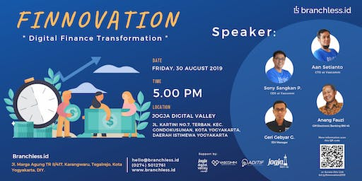 Finnovation, Digital Finance Transformation
