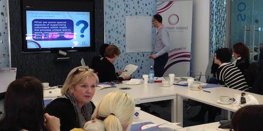 Managing risk in your volunteer programme