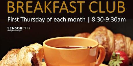 Breakfast Club - November tickets