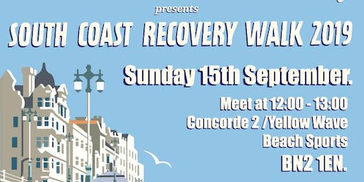 South Coast Recovery Walk 2019