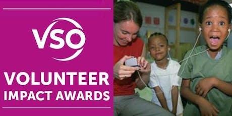 VSO Volunteer Impact Awards 2019 tickets