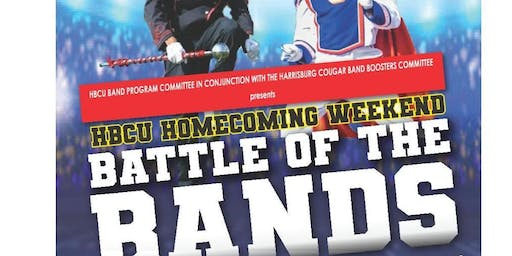 HBCU Battle of the Band's showcase