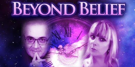 Beyond Belief tickets