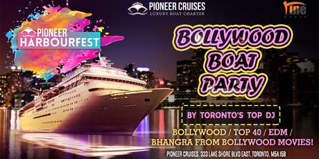 Bollywood Boat Cruise Party with Pioneer Cruises Toronto tickets