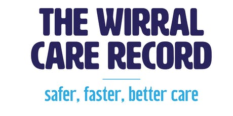 Wirral Care Record Launch Day tickets