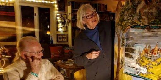 Delia Robinson & Norman Kennedy  Binnorie Crankie Show