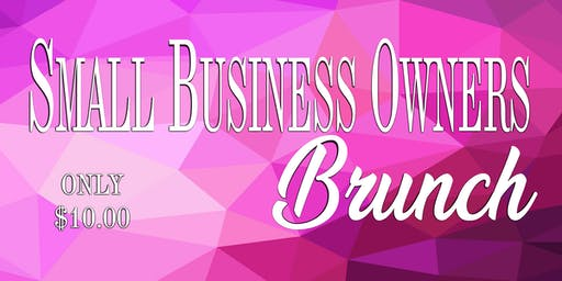 Small Business Owners Brunch