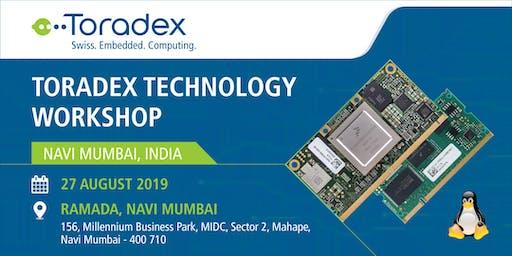 Toradex Technology Workshop 2019, Navi Mumbai, India