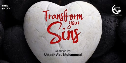 Transform Your Sins