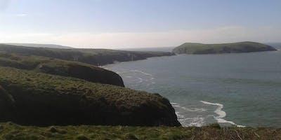 Cardigan to Tresaith. 14 miles Walk, Jog or Run Challenge