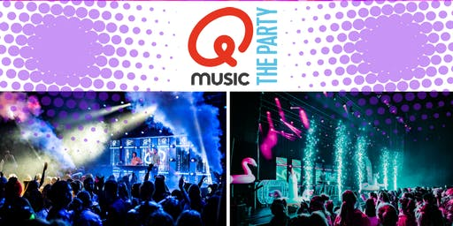 Qmusic The Party FOUT! - Bergen Op Zoom